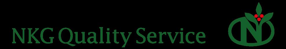 NKG Quality Service Logo