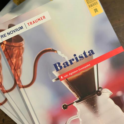 fachbuch barista